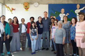 Encontro de Mindfulness na Casa do Zezinho